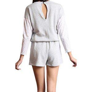 free 832 Pants & Jumpsuits - Drawstring waist tie Romper